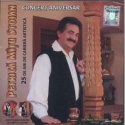 Petrica Mitu Stoian - Concert aniversar - Dublu album