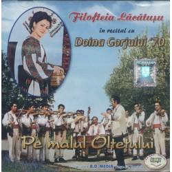 Filofteia Lacatusu in recital cu Doina Gorjului 70 - Pe malul Oltetului