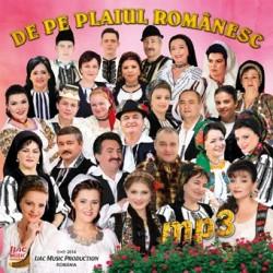 De pe plaiul romanesc - mp3