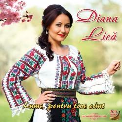 Diana Lica - Lume, pentru tine cant