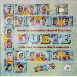 Duete - Cele mai frumoase duete muzicale - mp3