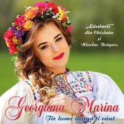 Georgiana Marina - Tie lume draga-ti cant
